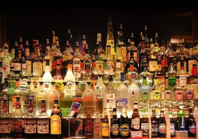 Which alcohol to choose on a diet