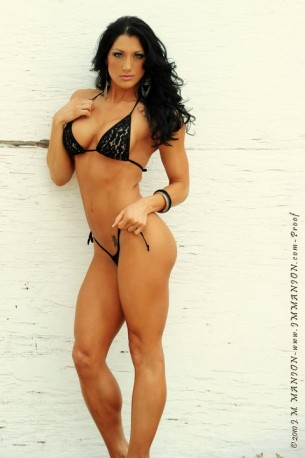 Ifbb Figure Pro Candice Keene Interviews With