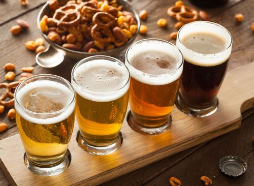 What beers to drink on a diet