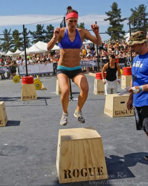 box jump plyos athletic