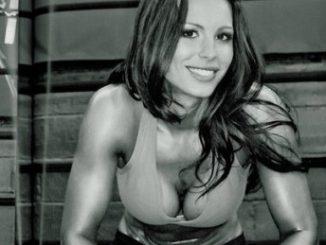 Jelena Abbou fitness model