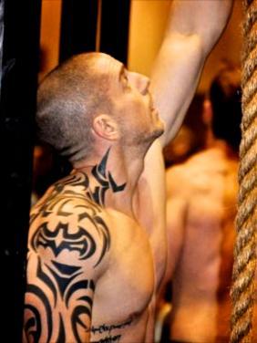 Josh Bunch crossfit tattoos