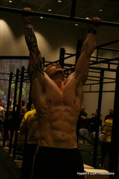 Josh Bunch crossfit abs