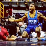 Olympic Gold Medalist Wrestler Jordan Burroughs Workout and Diet