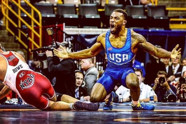 Jordan Burroughs Workout and Diet 066ed6813def