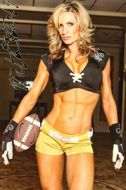 Gina Ostarly   The Athletic Build