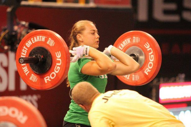Katie Hogan Power Clean