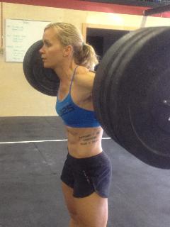 Angie Pye CrossFit