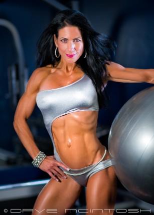 Janet Lynn West Athletic girl