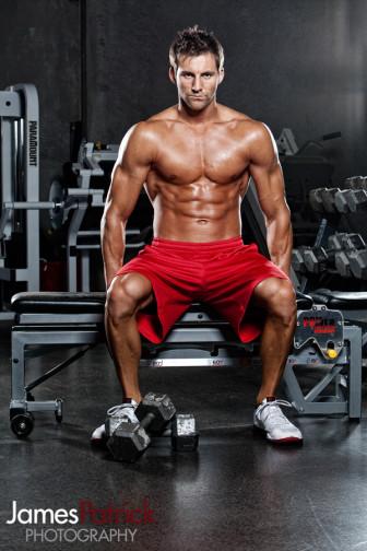 Dave Draes Fitness Model