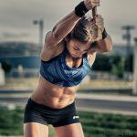 Lumberjill and CrossFit Athlete Erin LaVoie Talk With TheAthleticBuild.com