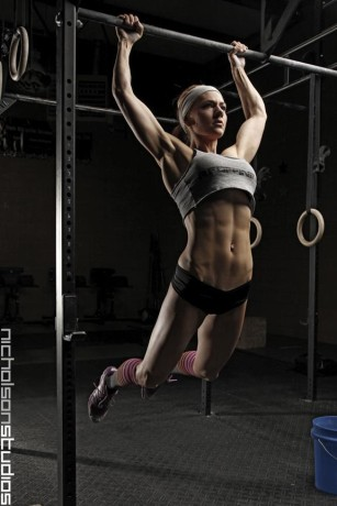 Allison Moyer Crossfit