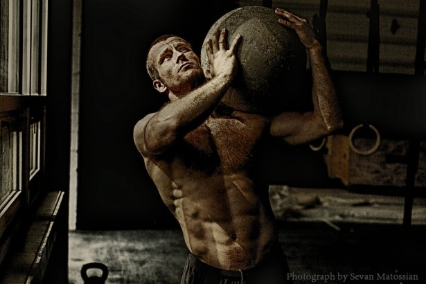 Mikko Salo Hot Crossfit guy