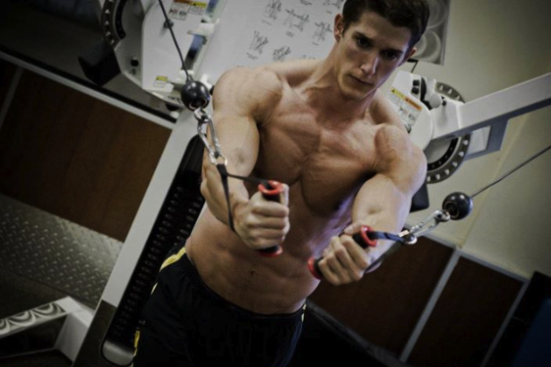 Athletic Body Guy