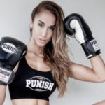 Muay Thai Fighter and Fitness Model Chontel Hau Talks With TheAthleticBuild.com