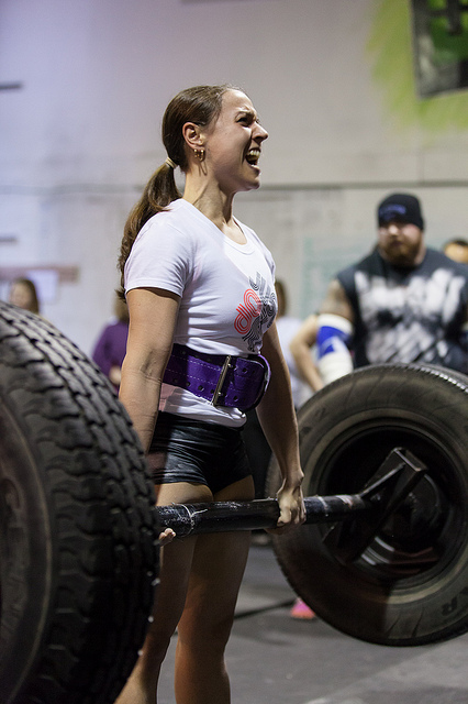 Female Strongman