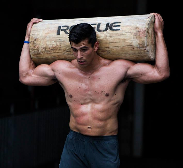 Crossfit Athlete Garret Fisher Talks With TheAthleticBuild.com