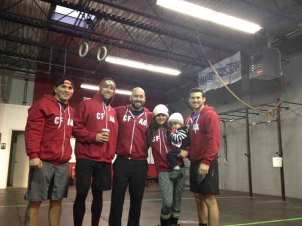 CFAA Coaches & Carmelo