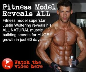 Fitness Model Workout