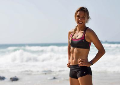 Hot female athletes