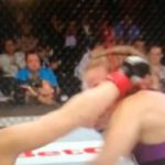 Ear Explodes During UFC 180 Fight – GRAPHIC!