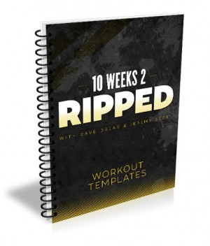 get ripped fast
