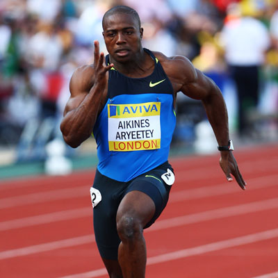 Run faster 40