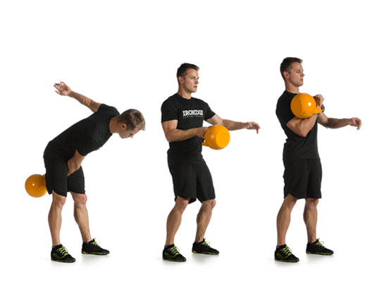 6 Kettlebell Exercises You Should Take Time To Learn