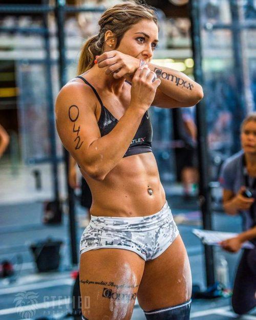 Crossfit Body Women The 30 Hottest ...