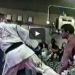150lb BJJ Blackbelt Fights 250lb Bodybuilder – Somebody Gets His Butt Kicked