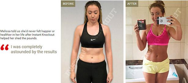 Fat Burner results