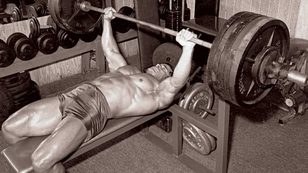 5 exercises to get jacked