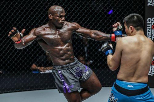 Alain Ngalani muscle