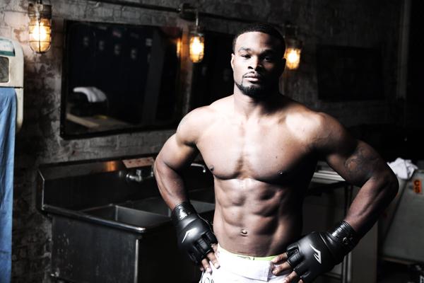 Tyron Woodley MMA Jacked
