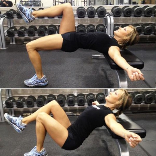 Unilateral-Glute-Bridge