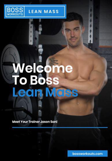 Best workout program for men