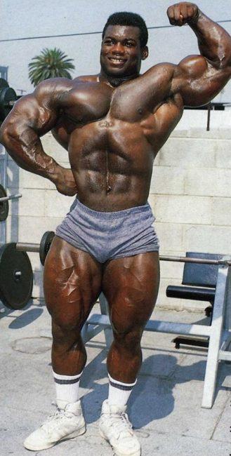 Aesthetic Bodybuilder