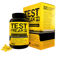 Testosterone booster test freak