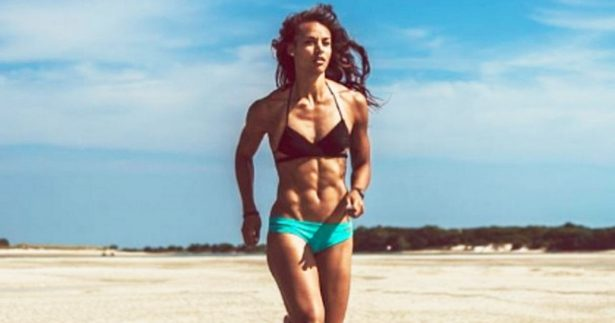 Athletic body female