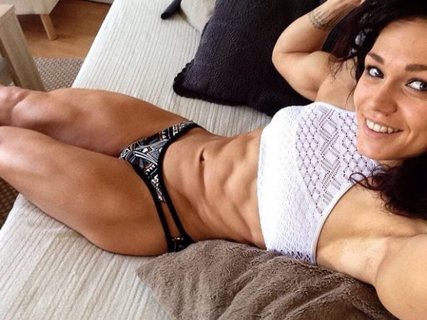 Spring break abs
