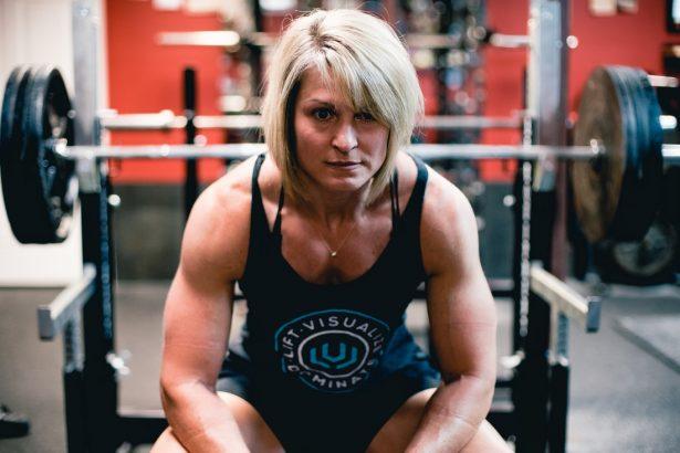 Jen Thompson strong