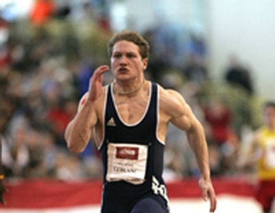 Runner Sprinting