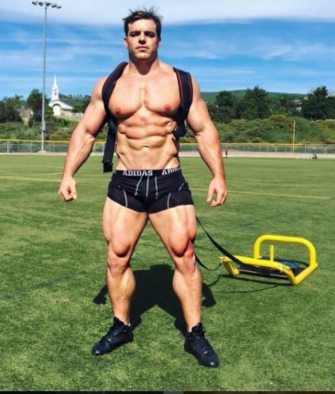 Brad castleberry athlete