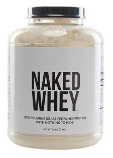Naked Whey Tub