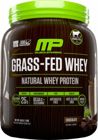 MusclePharm Grass Fed Whey