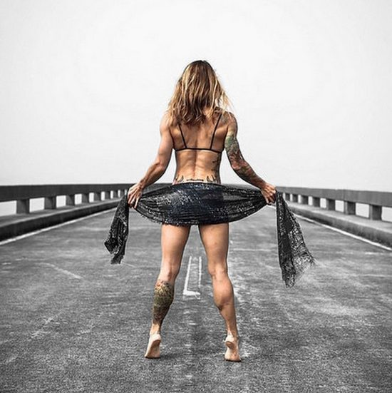Christmas Abbott back