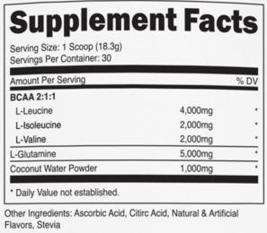 transparent-labs-bcaa-glutamine-ingredients