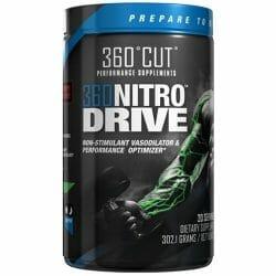 360 drive nitro cut