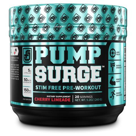 Pump Surge Pre-Workout