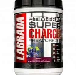 Labarada stim free pre workout